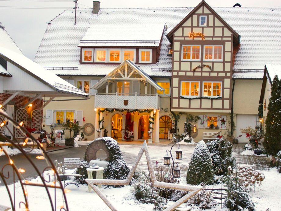 Advent, Weihnachten, Jahreswechsel- Genuß i.d. Aumühle