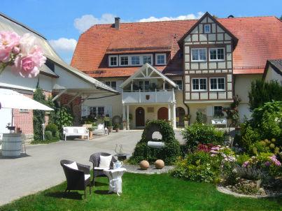 """Ferienidyll """"Muswiese"""" in der Aumühle"""