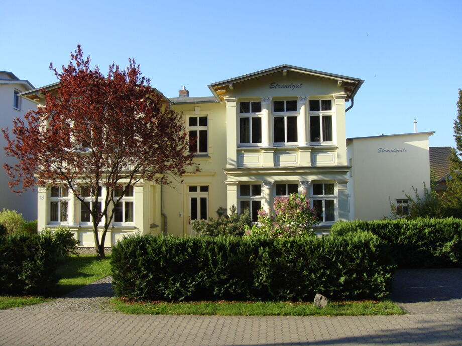 Villa Strandzauber