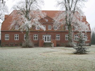Mein Landsitz Luckwitz / Parkblick