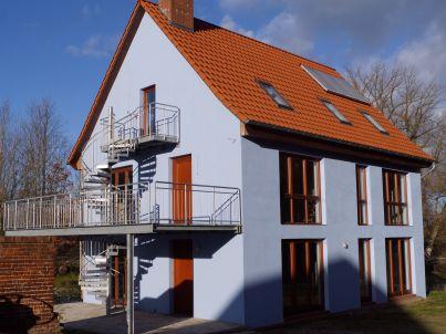 Wassermühle Hohendorf/Usedom EG