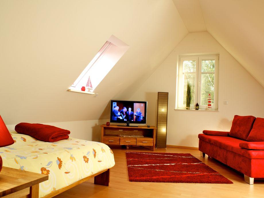 wohnideen schlafzimmer - Wohnideen Unterm Dach