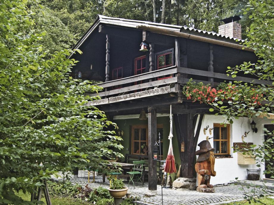 Haus Rehkitz Ferienwohnung im Obergeschoss