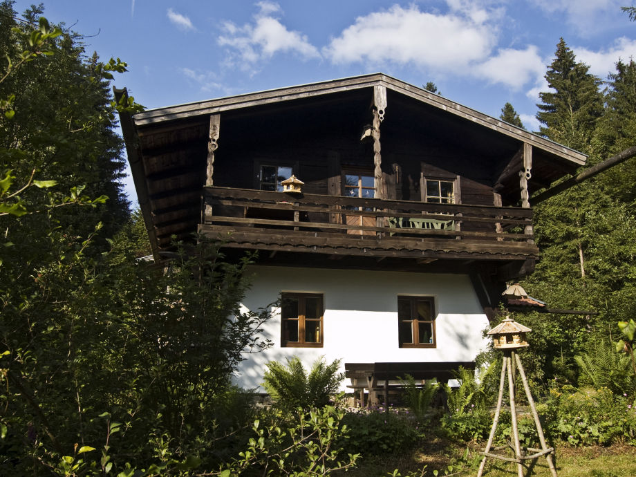 Haus Siebenstern im Sommer