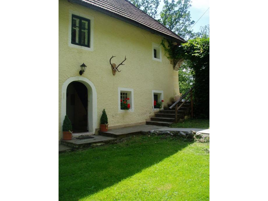 Altes Forsthaus - Garten
