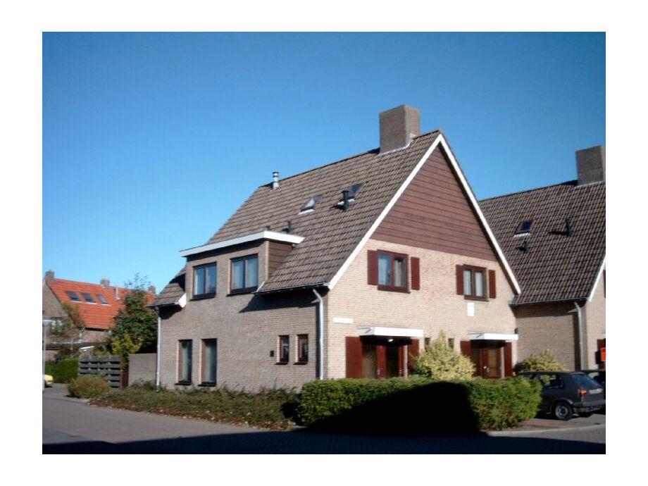 Apartment mit Garten in Cadzand - ZE331