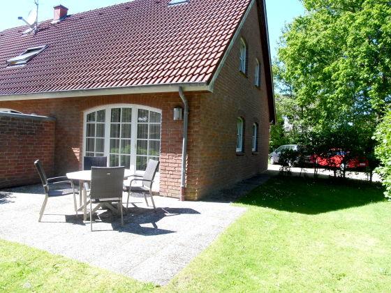 Offene Küche Halbinsel : Ferienhaus Erleneck, Sankt Peter-Ording ...
