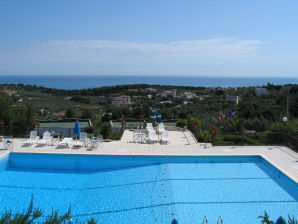 Ferienwohnung Passo dell'Arciprete (mit Pool/Meerblick)