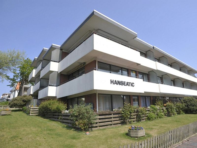 """Ferienwohnung """"01-Anne"""" im Haus Hanseatic"""