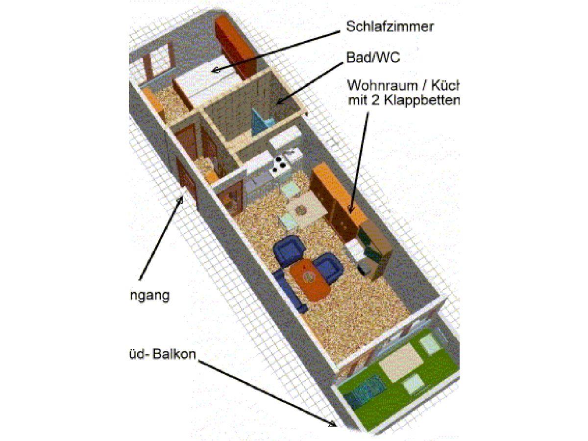 Ferienwohnung 01 Anne Im Haus Hanseatic Wangerooge Frau Regina