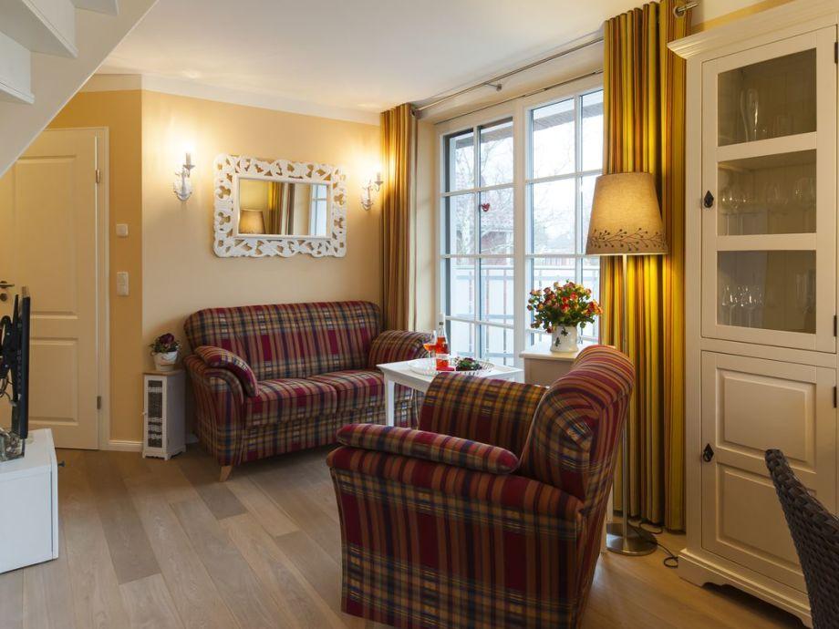 ferienwohnung kuschelwohnung zingst mecklenburg. Black Bedroom Furniture Sets. Home Design Ideas