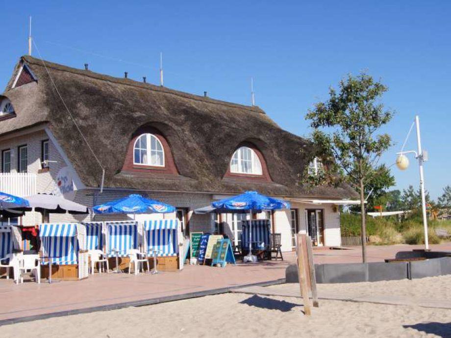 Haus Deichgraf direkt am Strand!