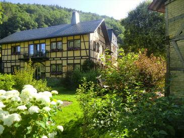 Ferienwohnung Obermühle Teichröda 2