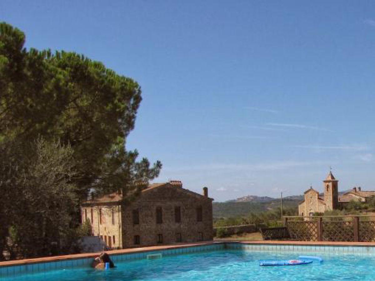 Ferienwohnung aloisa toskana civitella paganico firma for Ferienhaus mit pool
