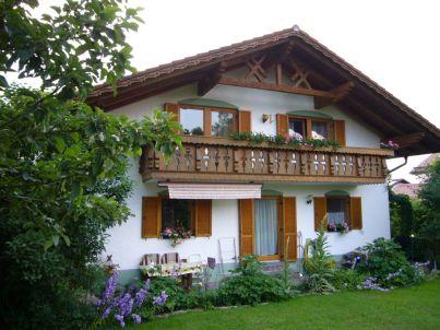 Birke im Haus Fischer