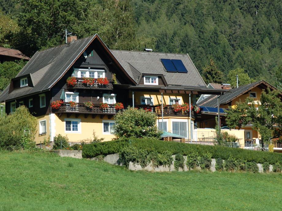 Ihr Haus Sommereck an einem schönen Sommertag