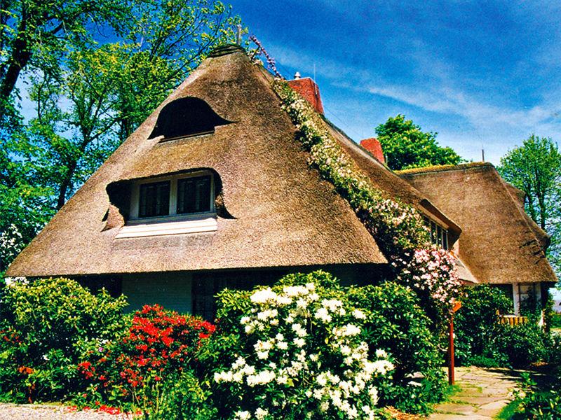 Ferienhaus Gartenhaus