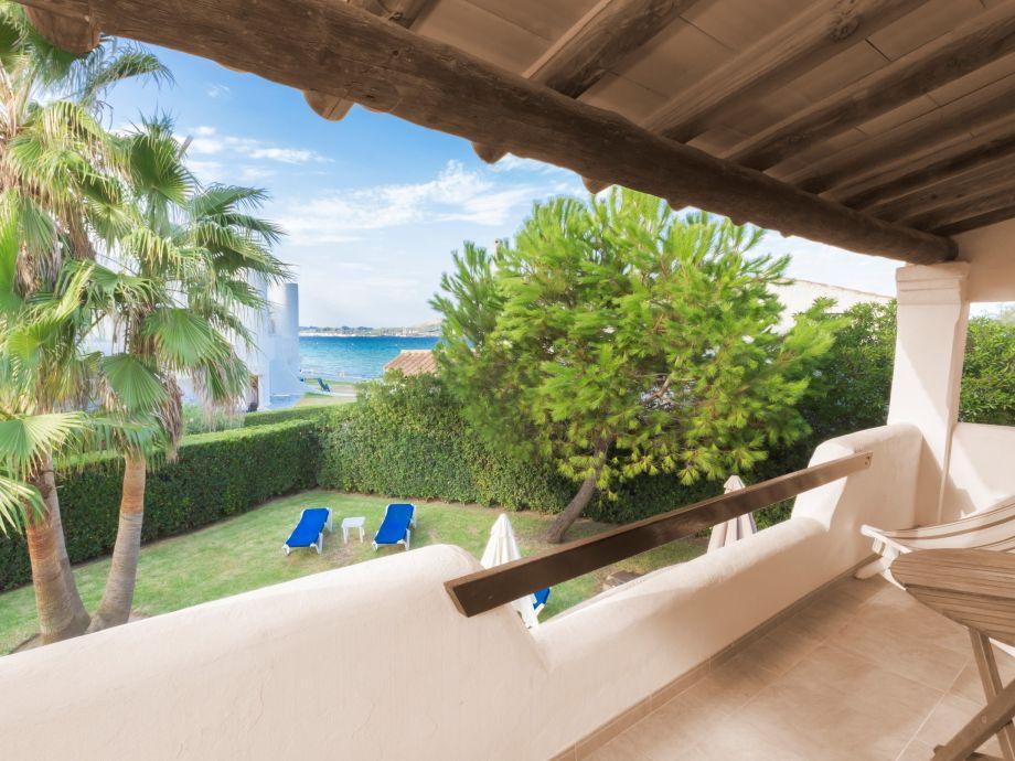 Außenaufnahme Charming chalet in Playa de Muro