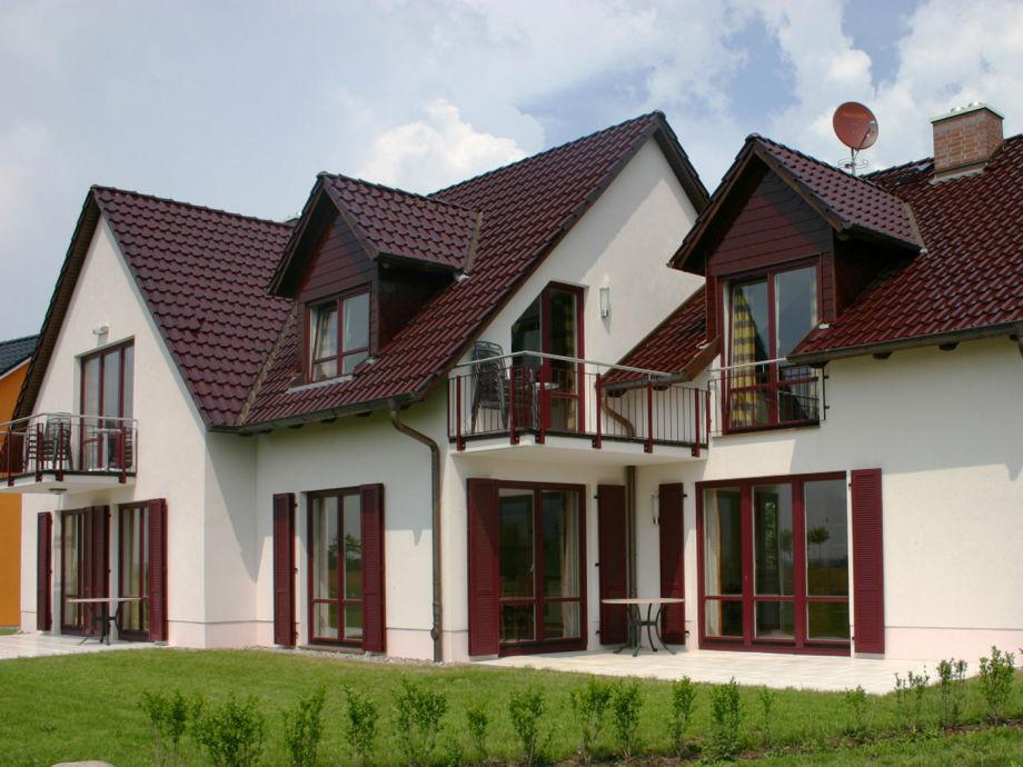 Das Ferienhaus mit Blick in die Natur