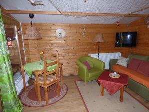 Ferienhaus Blockhaus Piratenkoje