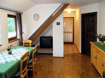 Holiday apartment at the foot of the Lilienstein