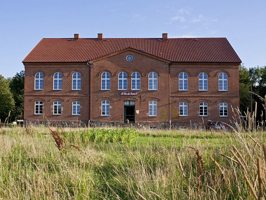 Das Kranich Hotel im Gutshaus Hessenburg