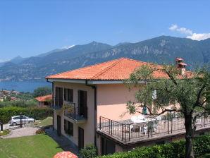 Ferienwohnung Acero Rosso (mit Seeblick)