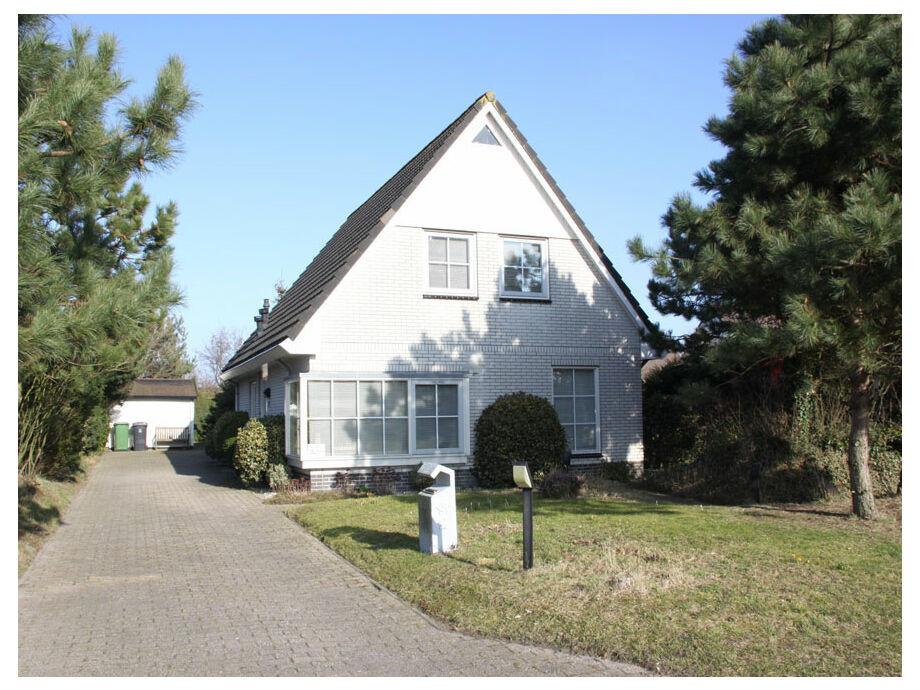 Freistehendes Ferienhaus in Burgh-Haamstede