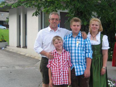 Ihr Gastgeber Renate und Bernhard Mohr