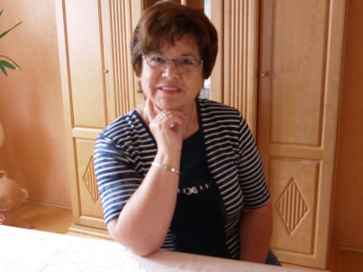 Ihr Gastgeber Rita Burghardt