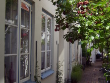 Altstadtferienhaus im Rosengang