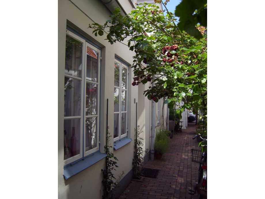 Altstadtferienhaus im Rosen-   gang