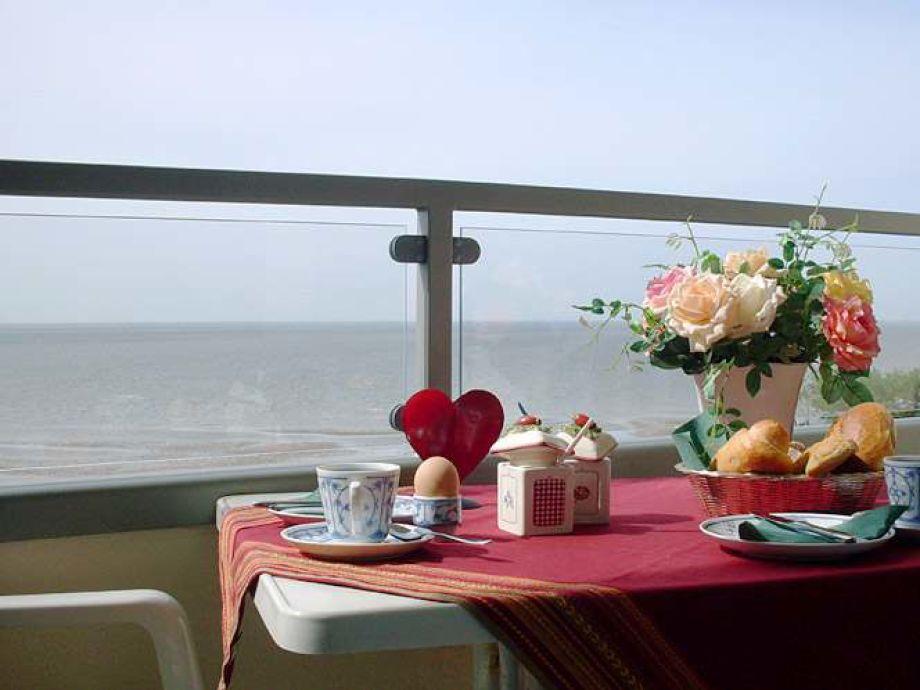 Das könnte Ihr Frühstückstisch sein ....