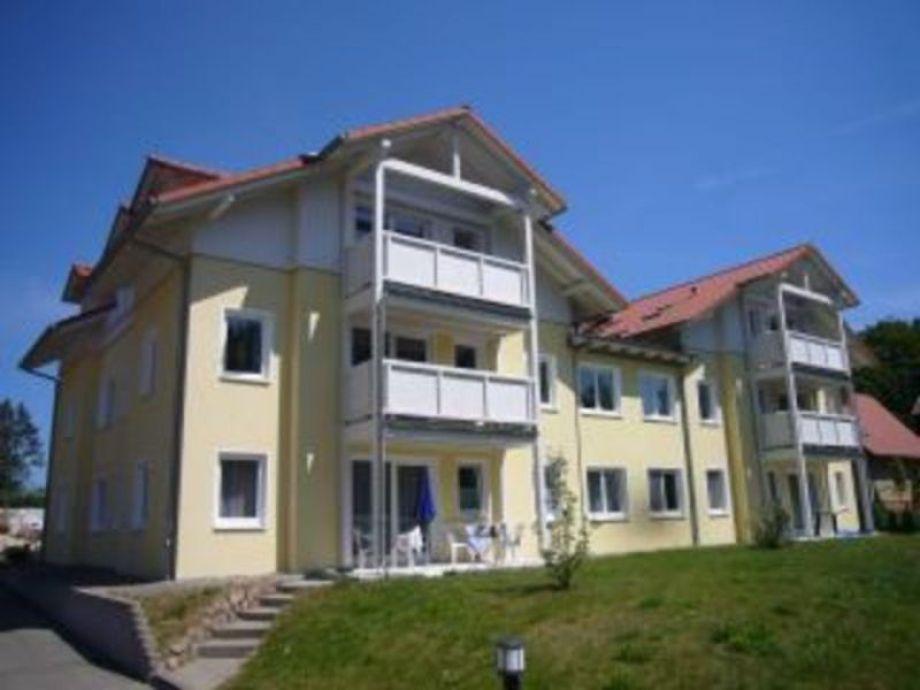 Außenaufnahme Villa Madeleine, Whg. 9