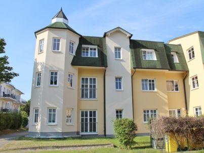Feriendomizil Goethestraße, Wohnung Bernstein
