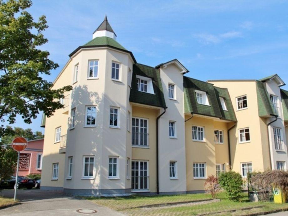 Außenaufnahme Feriendomizil Goethestraße, Wohnung Bernstein