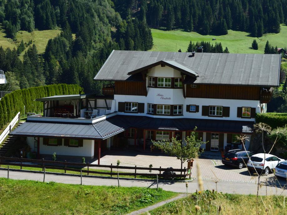 Ansicht Haus Elisabeth