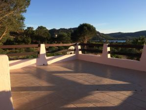 Holiday house Porto Vecchio 400 m. Santa Giulia beach - See view