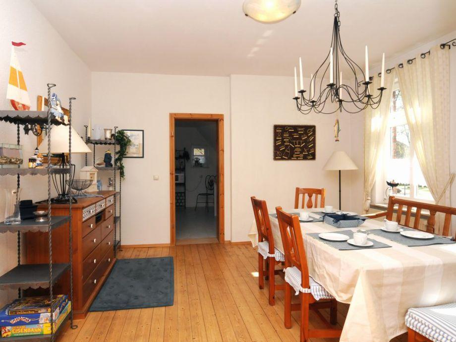 Gemütlich Küche Und Esszimmer Gehen Durch Ideen - Küchenschrank ...