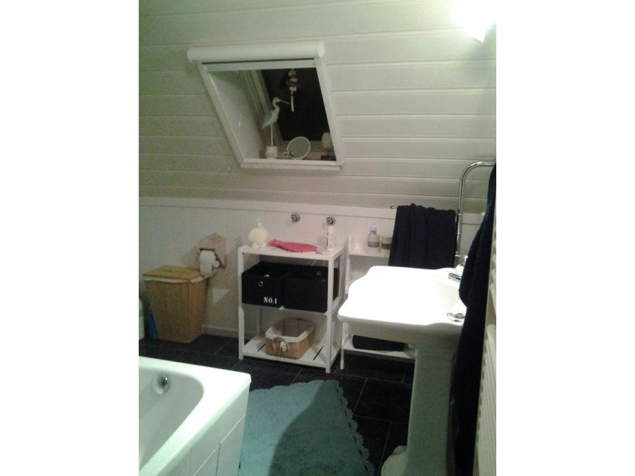 Das Bad in der 85qm Wohnung