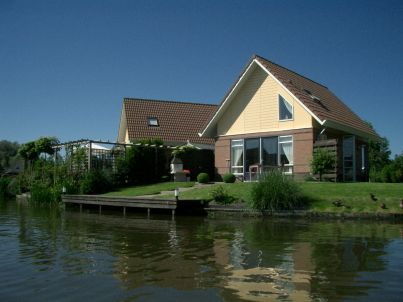 Haus am Ijsselmeer