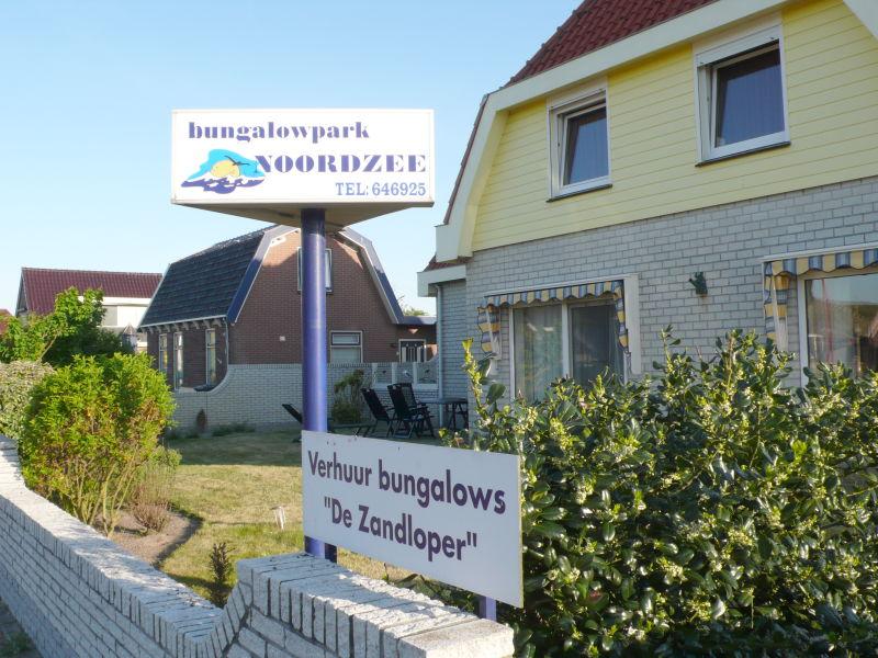 Bungalow im Ferienpark Nordsee