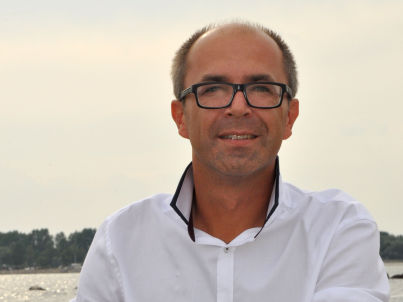 Ihr Gastgeber Daniel Ackermann