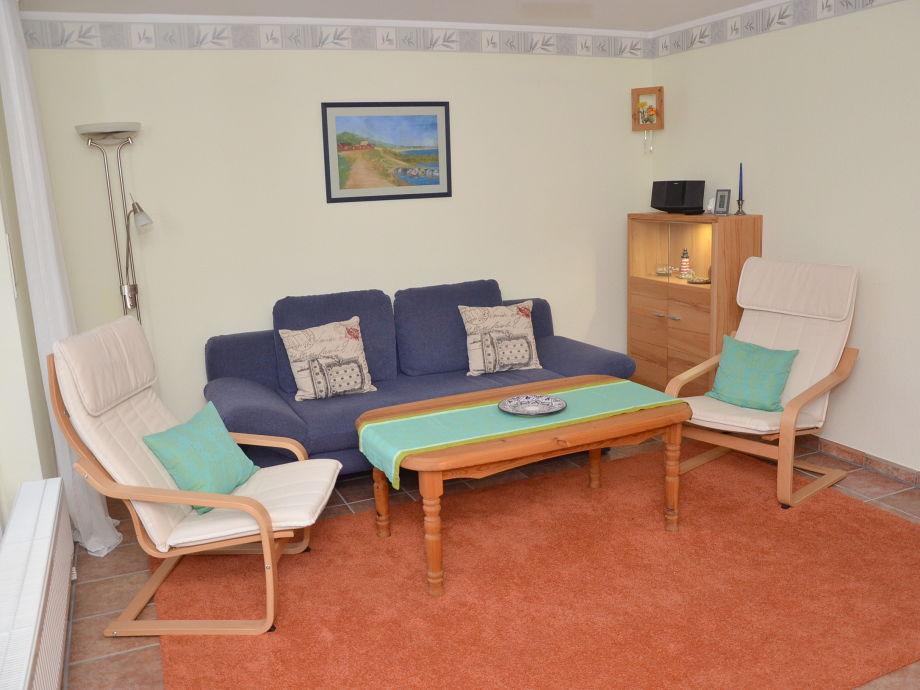Wohnzimmer, komfortabler Sitzbereich