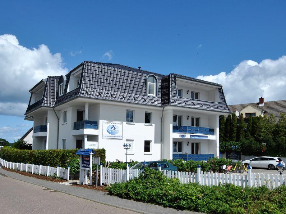Aquarius Ferienwohnungen Usedom 2017