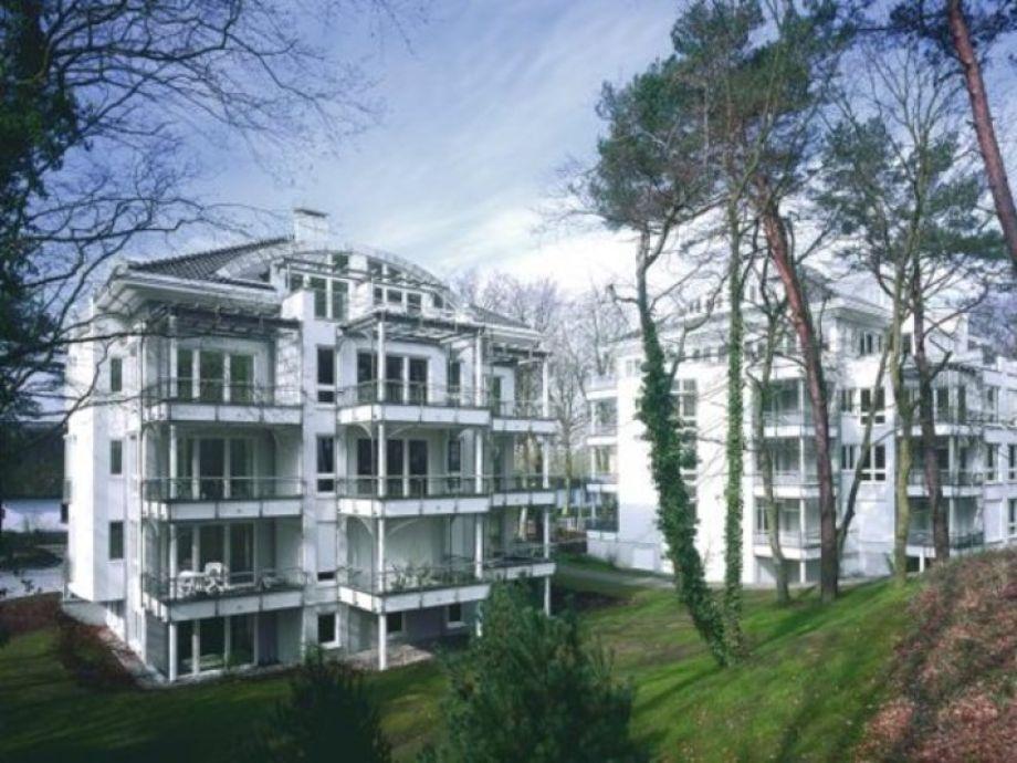 Außenaufnahme Villa Marfa, Ferienwohnung Bremen