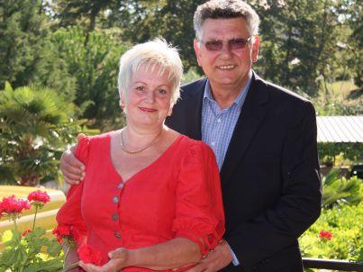 Ihr Gastgeber Gabriele & Anton Stanic