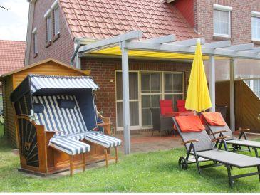 Ferienhaus Burhave 63