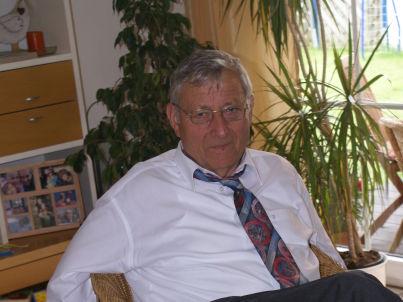 Ihr Gastgeber Max Mitscherling