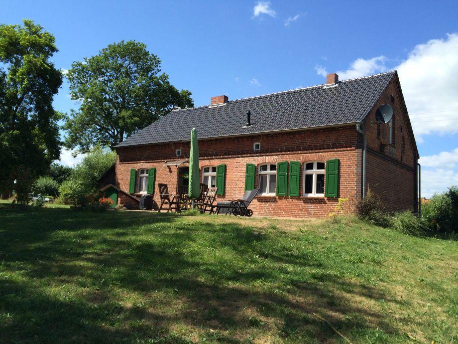 'Elbferienhaus am See' - Ferienhaus 'Alleinlage'